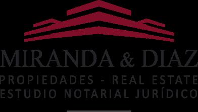 Logo Miranda & Diaz Propiedades